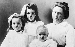 Norske Brynhild emigrerte til Amerika i 1881 - så drepte hun rundt 40 menn og flere barn