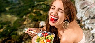 - Vitenskapelig dokumentasjon viser at mat fra planteriket gir store helsefordeler