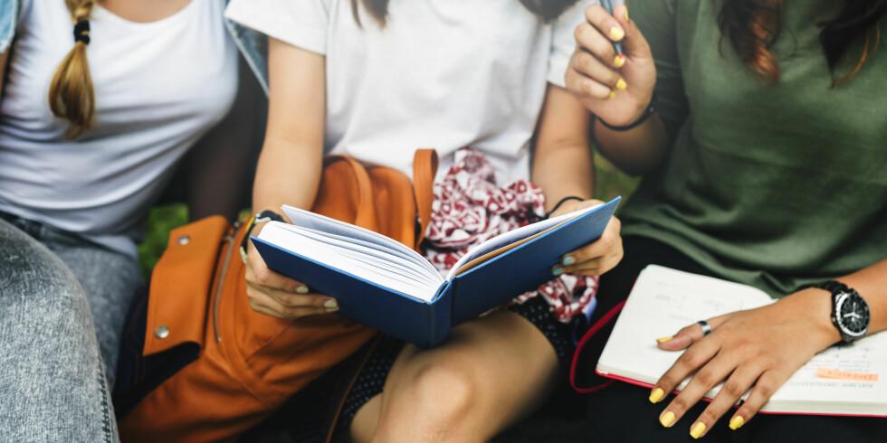 LEI AV SKOLEN: Noen tenåringer velger å ta et friår i stedet for å fullføre videregående.