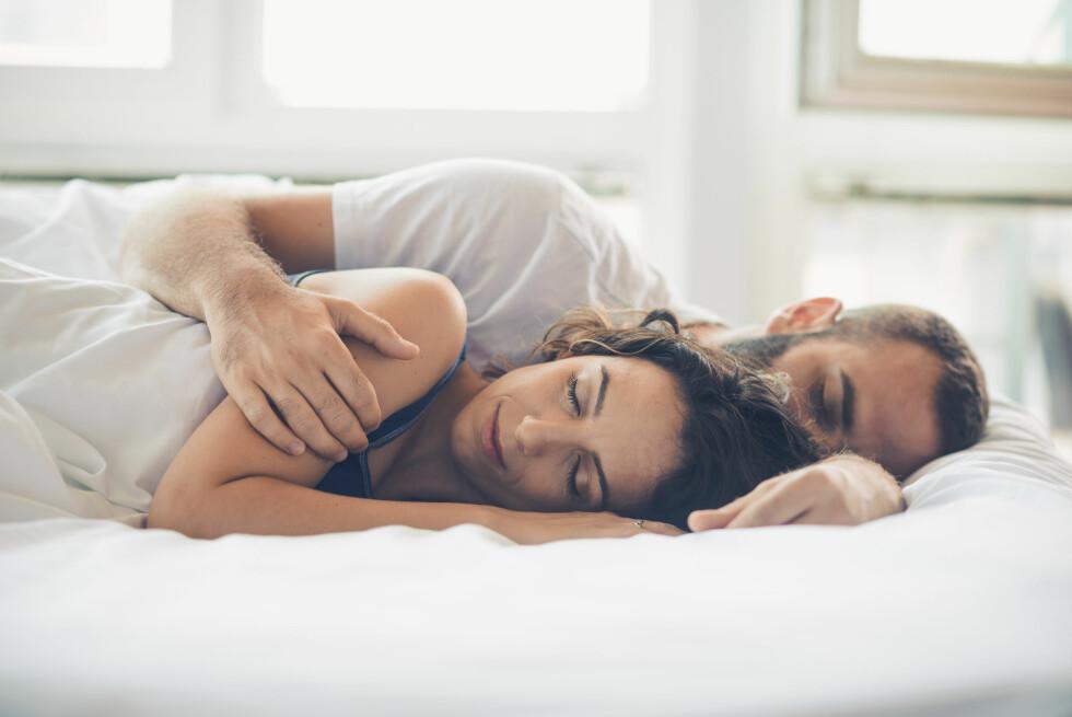 <strong>TILPASSING:</strong> Det er ikke alle som liker å sove med andre. Men du må tilpasse deg et nytt sted, både fysiologisk og psykisk. Foto: NTB scanpix