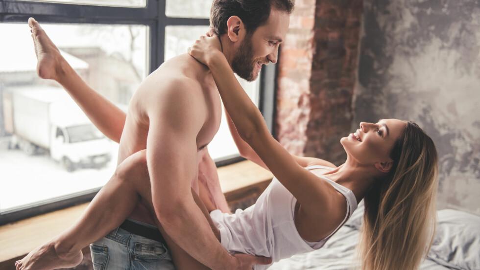 SEXLYST: Nei, det er visst ikke i 20-årene vi har best sex ...  Foto: NTB scanpix