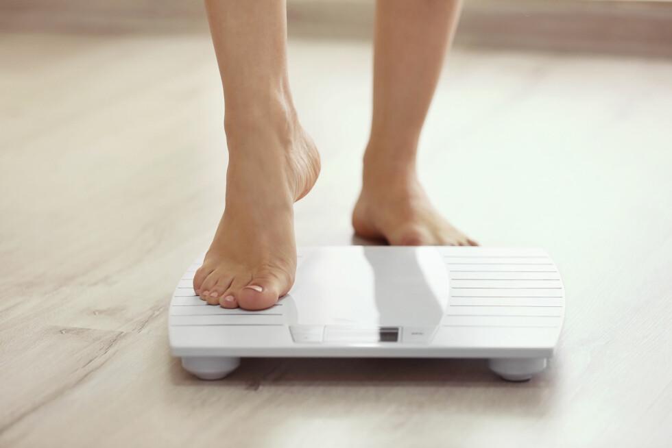 NORMALVEKTIG: Vekten har ofte lite å si når det kommer til spiseforstyrrelser. Svært mange med spiseforstyrrelser er enden normalvektige eller overvektige.