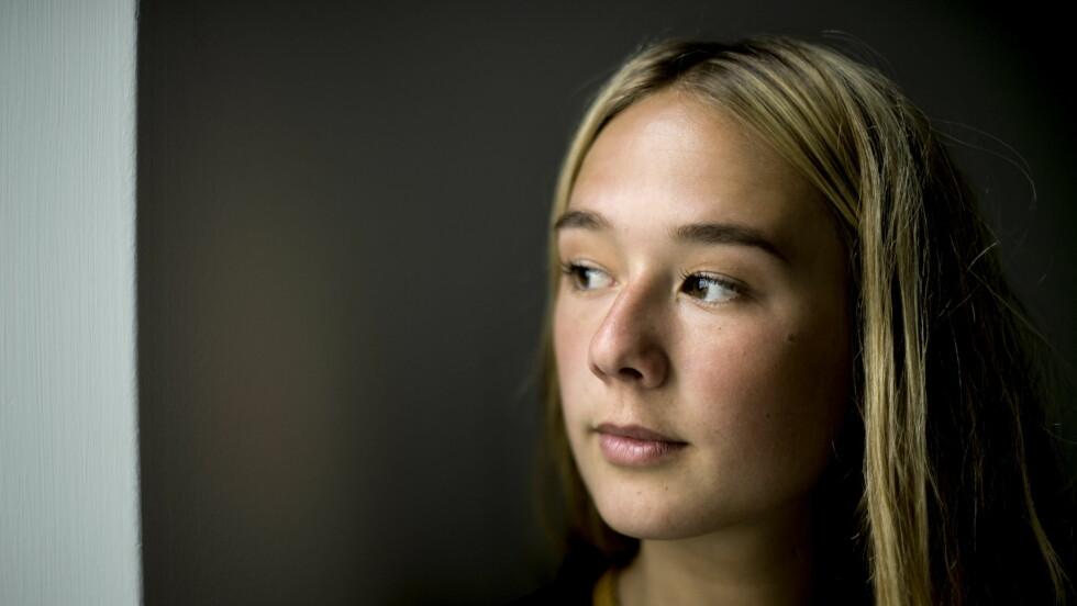 NETFLIX MED NY SKANDINAVISK SERIE: Alba August (24) er mer enn sine kjente foreldre, og beskrives som et stort talent.  Foto: NTB Scanpix