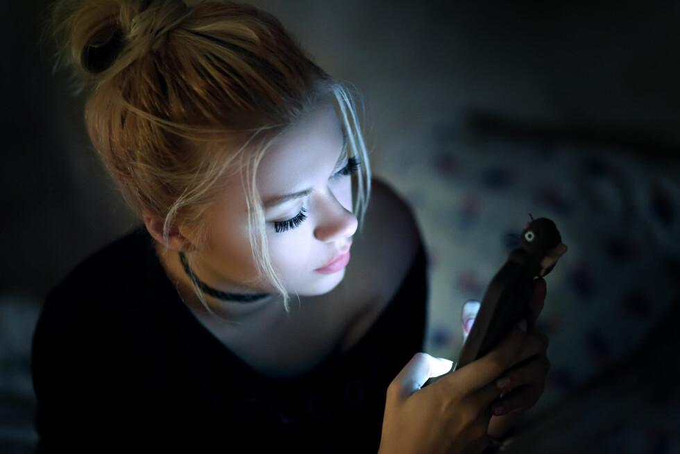 KAN SELGES PÅ NETT: Opplysninger om deg, som passordet ditt, personnummer, e-postadresser og kredittkortinfo kan bli salgsvarer på nett.  Foto: NTB scanpix