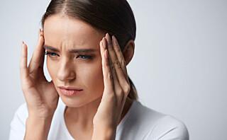 Noen har symptomer etter hjernerystelsen i flere år