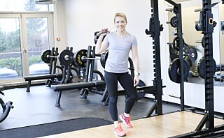 7 øvelser som forbrenner 400 kalorier på 20 minutter