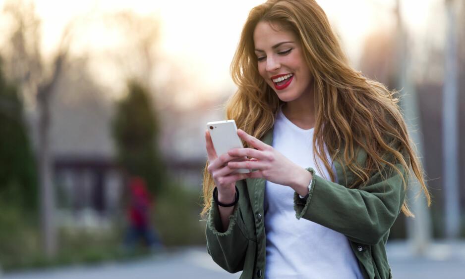 SOSIALE MEDIER: Ifølge ekspertene kan sosiale medier påvirke den psykiske helsen vår negativt. FOTO: NTB Scanpix