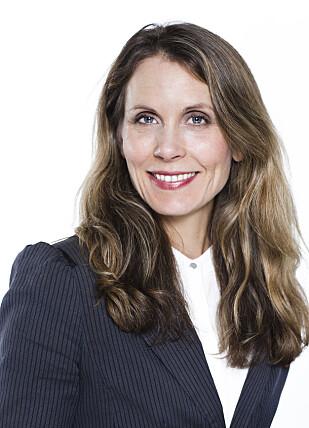 LURT Å BEHOLDE FAST JOBB: Siv Eide fra Innovasjon Norge mener Sterud gjør lurt i å sondere markedet før hun eventuelt forlater fast jobb,