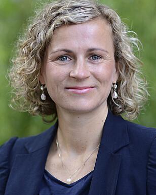 EKSPERTEN: Christina Nerstad, førsteamanuensis i organisasjonspsykologi ved Høgskolen i Oslo og Akershus. Foto: Sonja Balci.