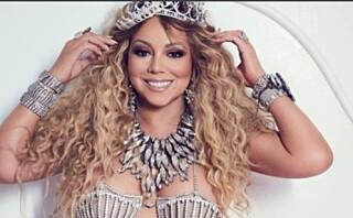 Mariah Carey blir nok en gang anklaget for redigering av bilder
