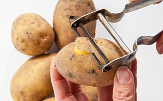 Ikke kast skall og stilk på disse grønnsakene