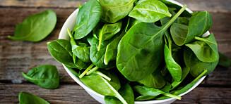 Visste du dette om spinat?