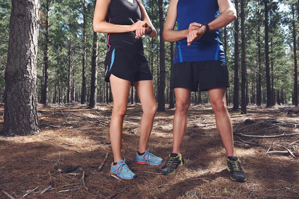 FINN DIN TERSKEL: Det er mulig å teste den anaerobe terskelen din på egenhånd, men det handler mye om prøving og feiling. Følg med på pulsen din, mens du løper konsekvent i 60 minutter. Klarer du ikke gjennomføre må du ta ned farten, og har du mer å hente må du øke den.  Foto: Warren Goldswain - Fotolia