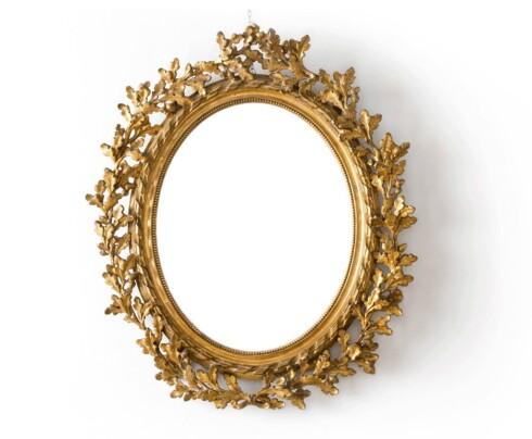 SPEILSKREKK: De fleste liker å speile seg, men noen klarer knapt å gå forbi et speil. Foto: NTB Scanpix