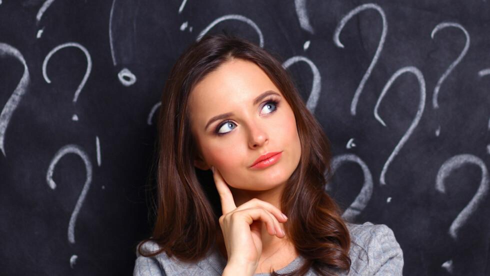 TA BEDRE BESLUTNINGER: Velger du på autopilot eller tar du gjennomtenkte avgjørelser? Å være bevisst på mulighetene gjør deg til en bedre beslutningstaker.  Foto: shefkate - Fotolia