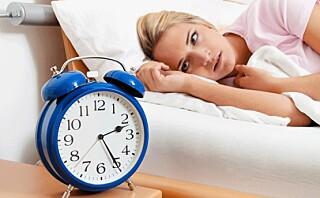 Dette hjelper mot søvnløshet