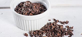 Enda sunnere enn mørk sjokolade