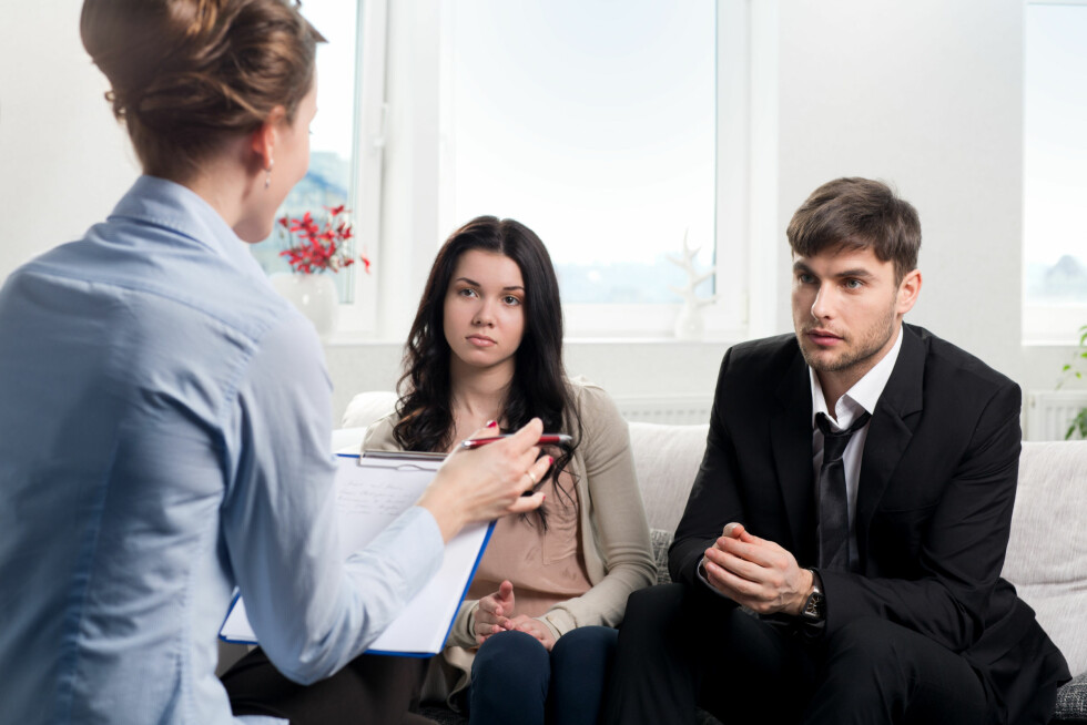 TERAPI:Mange par har behov for sexologisk rådgivning, og lystproblematikk er en vanlig problemstilling.  Foto: alexsokolov - Fotolia