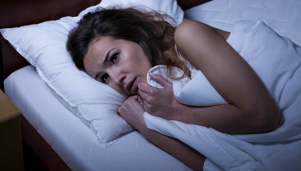 EN OND SIRKEL: Dersom du er redd for at du ikke skal få sove, blir det veldig vanskelig å faktisk få sove.