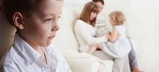 Når barnet ditt ikke har lyst til å feriere med stefamilien