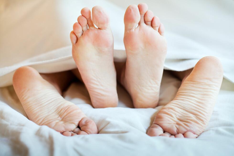KOMMUNIKASJON: Det viktigste dere kan gjøre for sexlivet deres, er å prate om det.  Foto: anyaberkut - Fotolia
