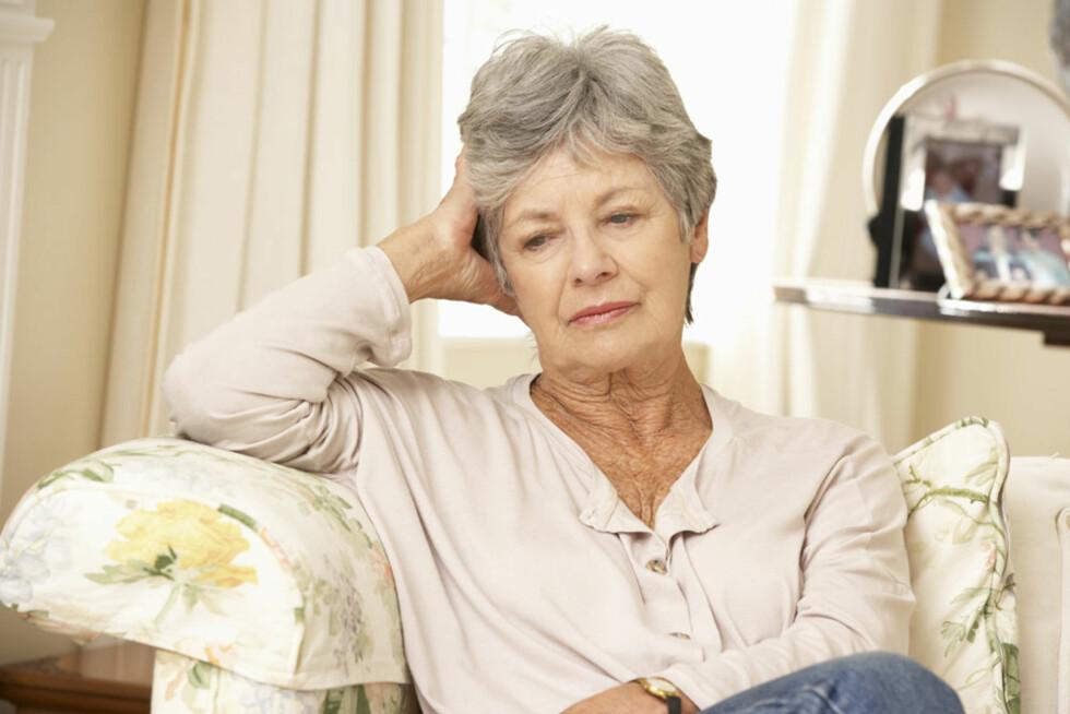 KOMMER SEG IKKE VIDERE: Samlivsterapeut Solveig Vennesland råder deg til å være streng hvis moren din bruker deg som klagemur etter skilsmissen fra faren din. Foto: NTB Scanpix