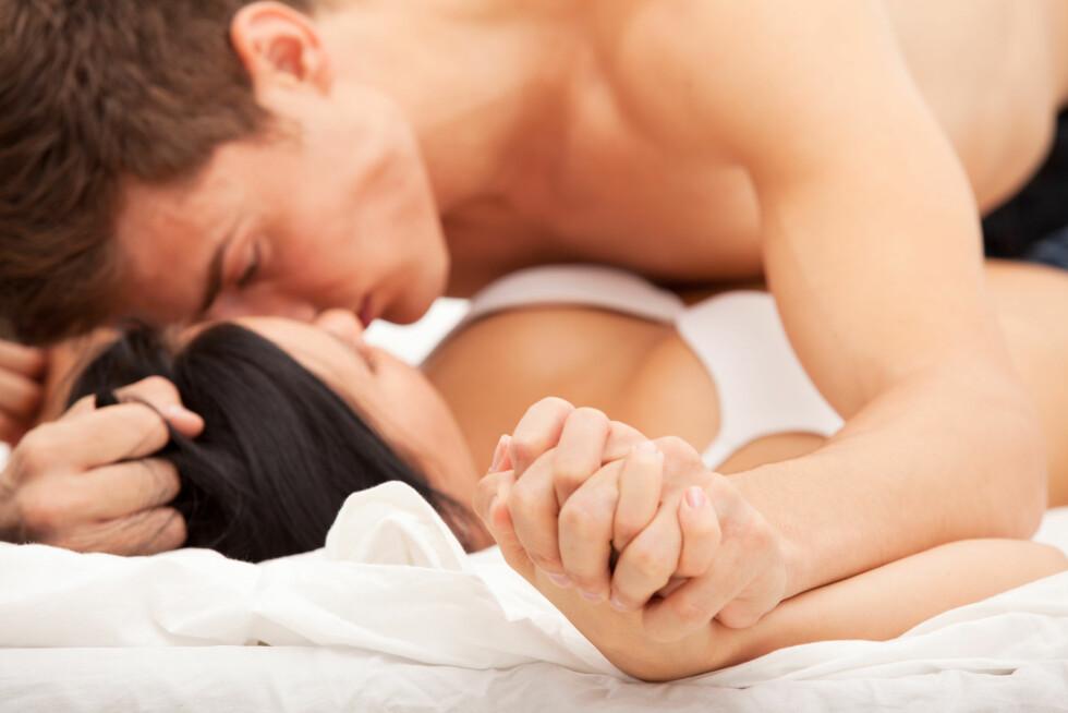 KAN GI PROBLEMER: At den ene alltid sovner rett etter sex, mens den andre er lys våken og vil kose og småprate kan bli problematisk for noen par.  Foto: marinasvetlova - Fotolia