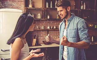 Å alltid gi kjæresten skylden kan ødelegge forholdet