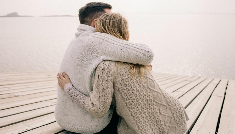LYKKELIG? Hvor tilfreds du er med parforholdet du er i, har vist seg å være den mest avgjørende faktoren for utroskap. Foto: Scanpix.
