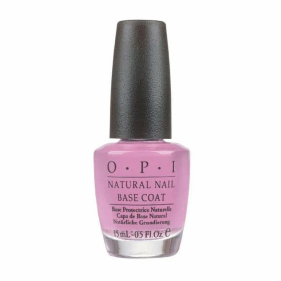 Neglelakk fra OPI via Kicks.no | kr 169 | https://www.kicks.no/opi/makeup/negler/neglelakk-c160/base-coat-p7390
