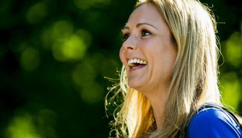 ANNONSERTE VINNEREN: Kulturminister Linda Hofstad Helleland.