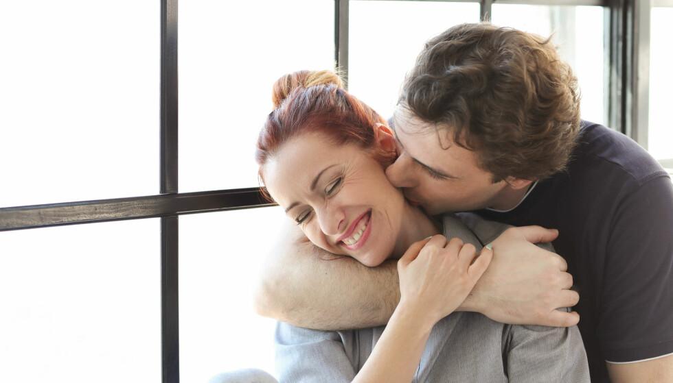 ALDERSFORSKJELL: Det vekker fortsatt mer oppsikt når kvinnen er eldre enn mannen i et forhold.