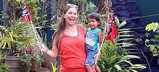 Merete (36) har reist mer enn de fleste, og besøkt nesten 60 land