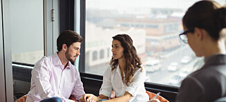 Mange ser på det å gå i parterapi som slutten på forholdet