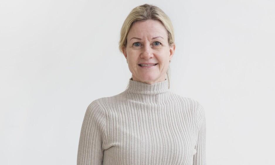 BLI NY: Hanne Skarnes (50) ble ny med Allers - se hvor flott hun ble! Foto: Yvonne Wilhelmsen