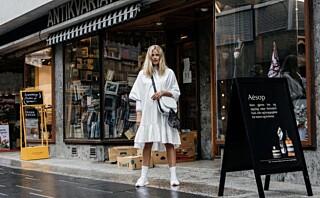 Maria Skappel ble knipset av Vogue