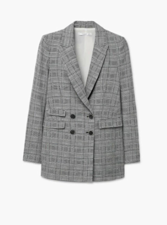 Blazer fra Mango |799,-| http://shop.mango.com/no/damer/jakker-blazere/prinsen-av-wales-blazer_11025032.html?c=92&n=1&s=nuevo&ts=1504009784370