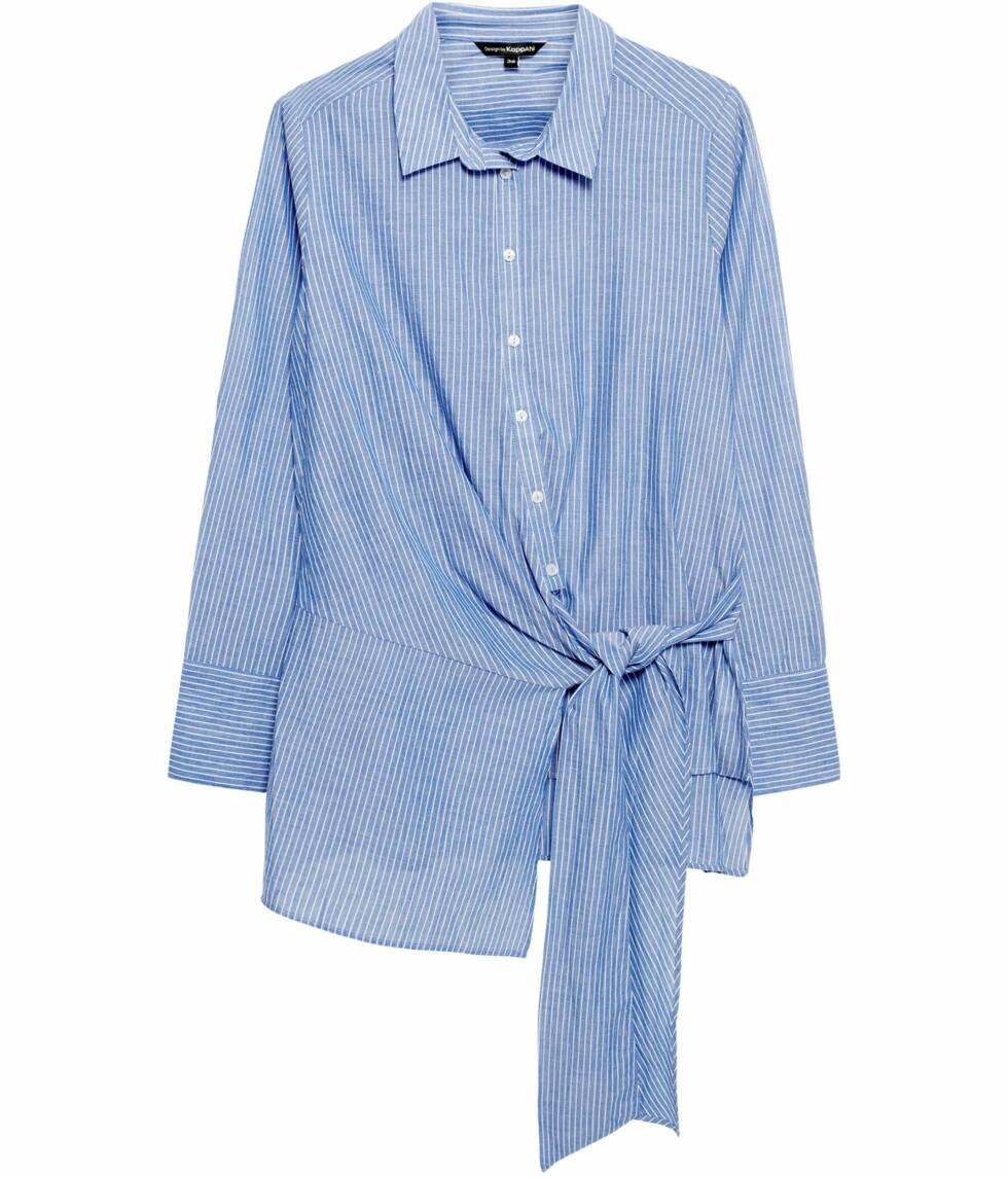Skjorte fra Kappahl |399,-| https://www.kappahl.com/nn-no/dame/bluser/bluse/176719