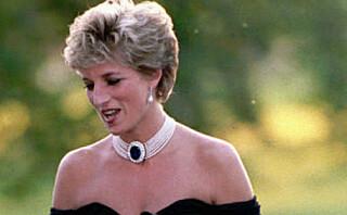 Historien bak Dianas «hevn-kjole»