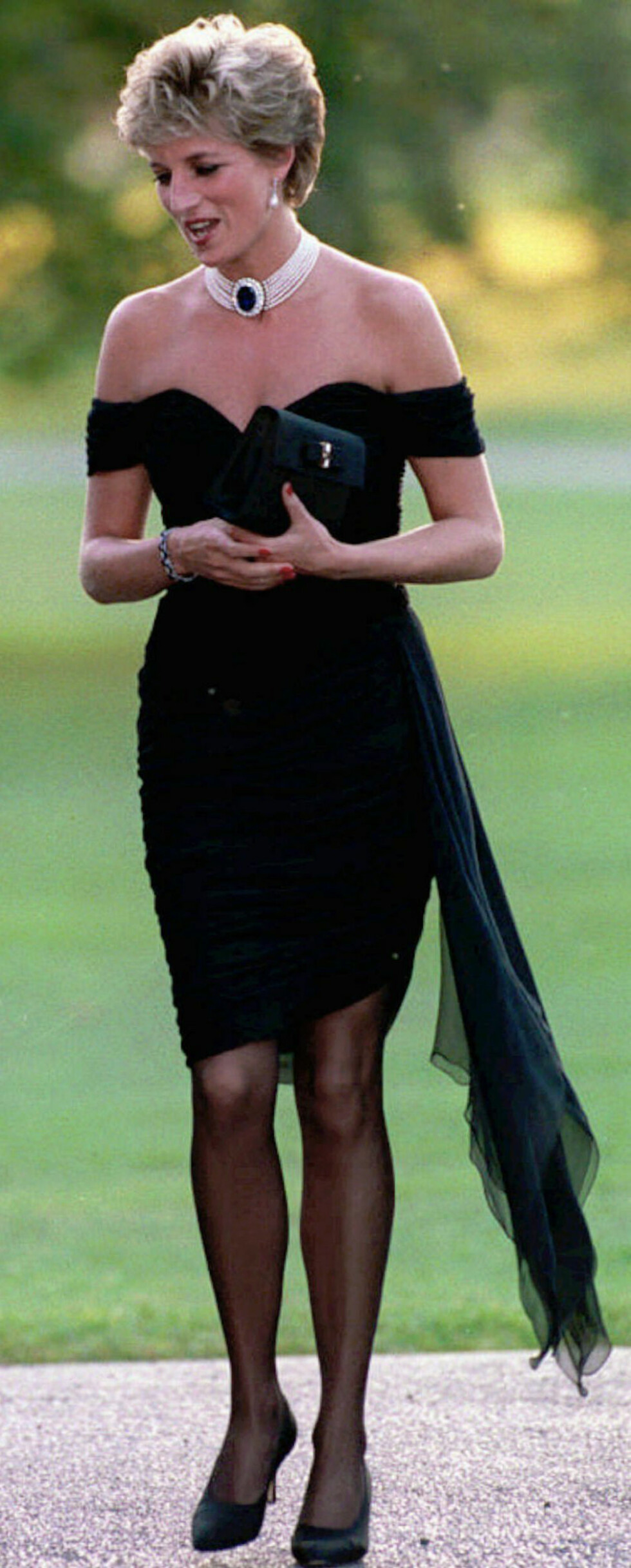 CORRECTION Britain Diana Fashion For Today