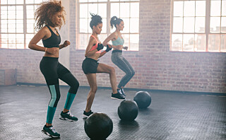 Bli sterk og rask på 20 minutter!