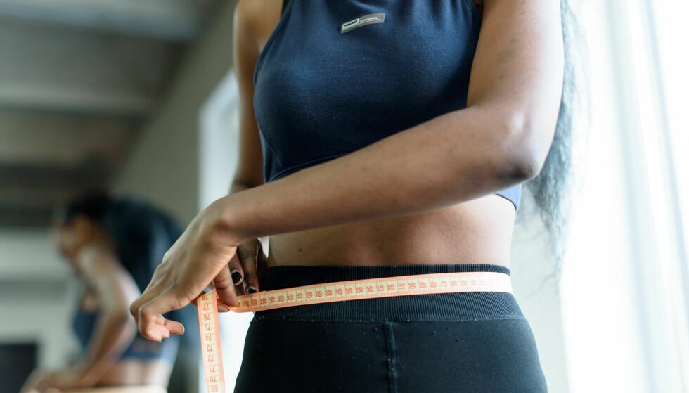 OPP I VEKT: Er du undervektig og vil opp i vekt gjelder det å ikke ta for hardt i. FOTO: NTB Scanpix