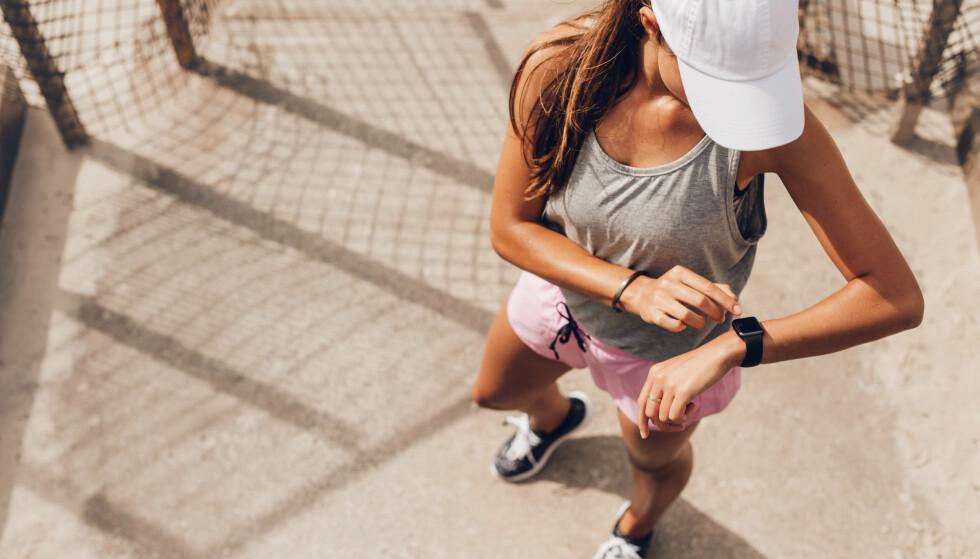 BEGYNNE Å TRENE: Har du ikke kommet i gang med trening etter sommeren? Da bør du få med deg disse tipsene! FOTO: NTB scanpix