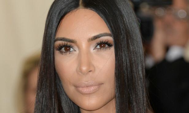 CONTOURERING: Kim Kardashian West har uten tvil både popularisert og ufarliggjort trenden. FOTO: NTB Scanpix