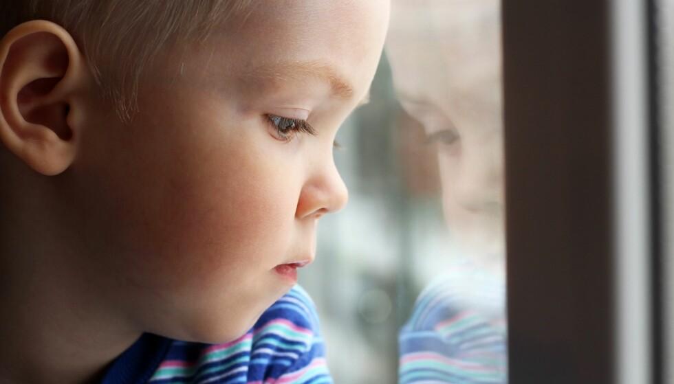 MOBBING I BARNEHAGEN: Forskning viser at barn helt ned i treårsalderen kan vise mobbeatferd. Foto: SabOlga/NTB Scanpix