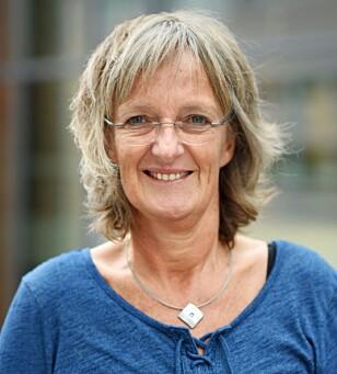 FORSKET PÅ MOBBING I BARNEHAGEN: Ingrid Lund ledet forskningsprosjektet hvor barna selv fikk fortelle om hva de oppfattet som mobbing i barnehagen. Foto: UiA