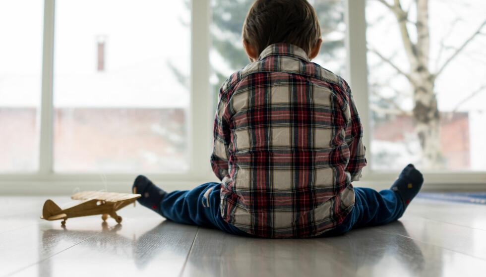 AUTISME: Eli Marte Rusten forteller at det er kampen om å få hjelp som sliter mest på foreldre med autisme. FOTO: NTB Scanpix