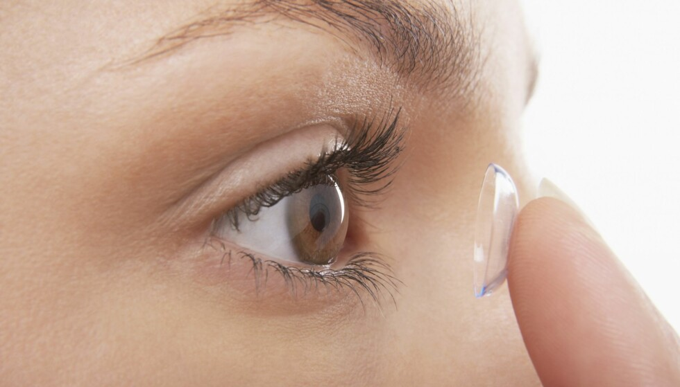 KONTAKTLINSER TIL BARN: Motivasjon og modenhet er viktigere enn alder, mener optiker. Foto: sirtravelalot/NTB Scanpix
