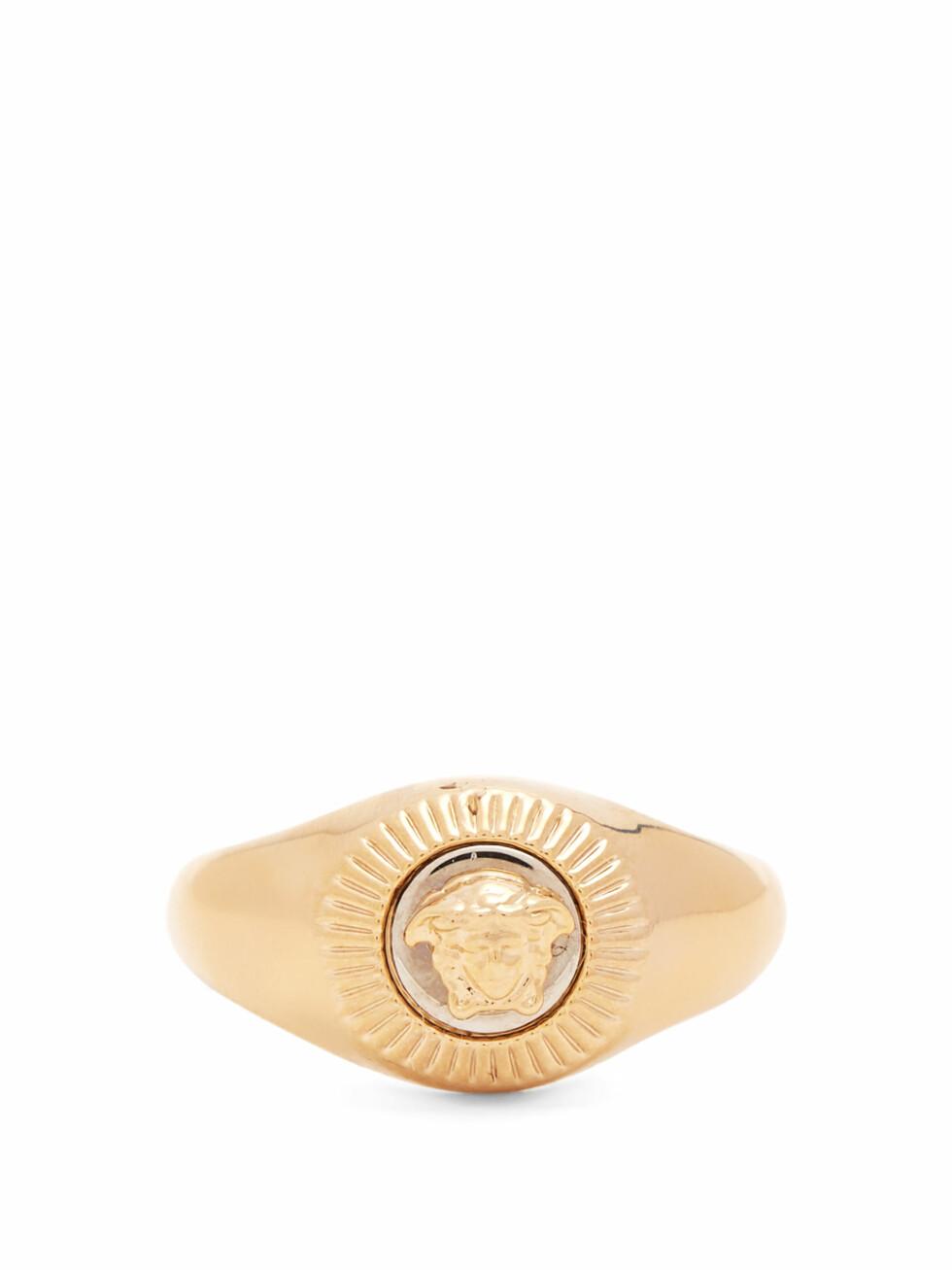 Ring fra    Versace   https://apprl.com/no/pd/4QKN/