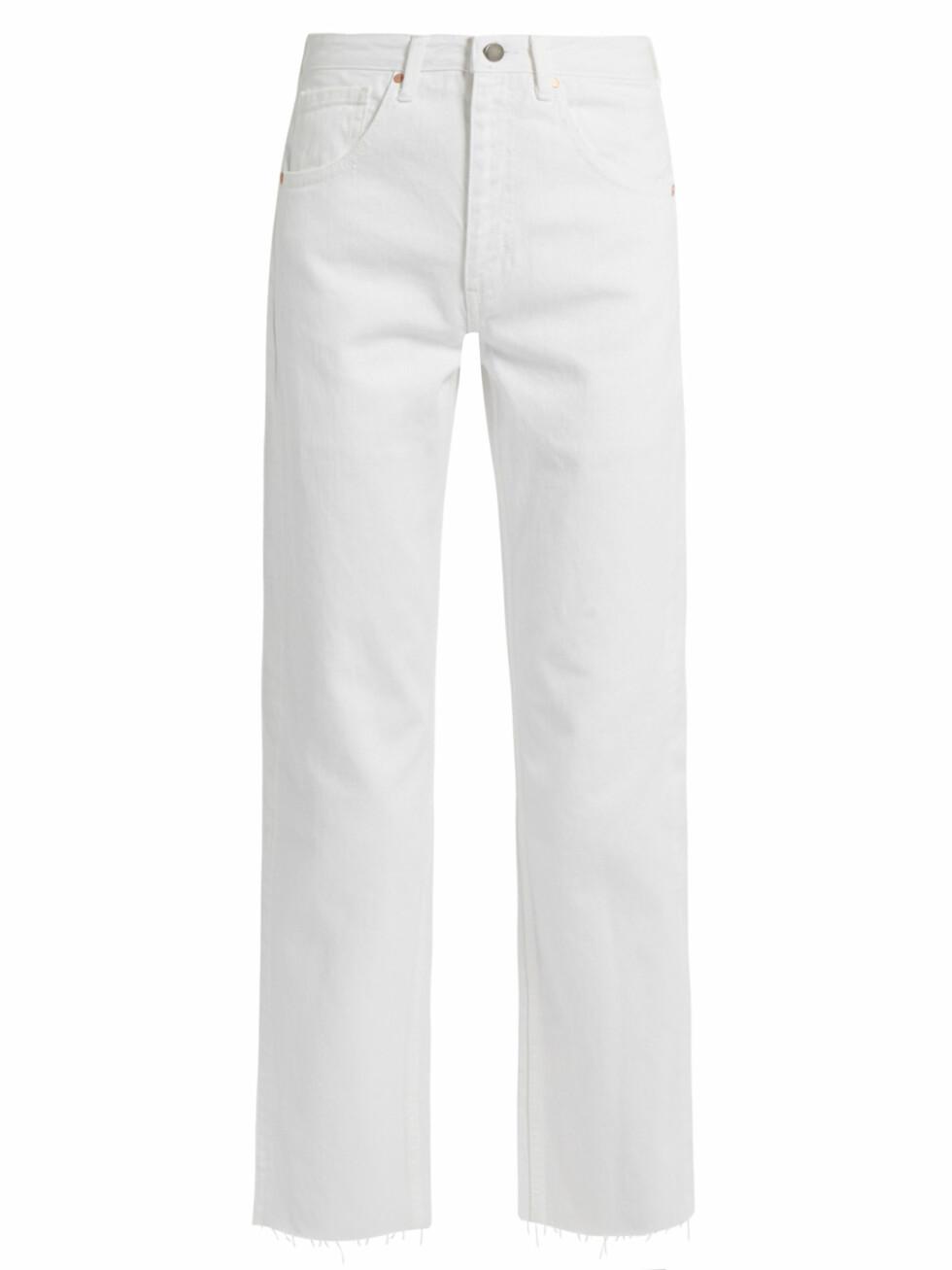Jeans fra   Raey   https://apprl.com/no/pd/4QKR/